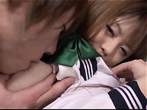 Noriko Kago student porn in japanese home video