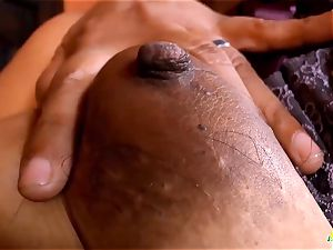 LatinChili obese Mature nude breasts And labia