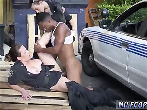 mummy gets assfuck and belgium very first time I will catch any perp with a thick dark-hued