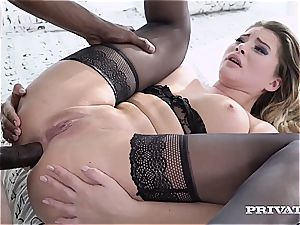 interracial buttfuck Session With Anna Polina