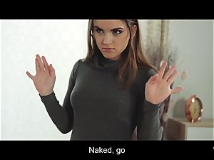 xxx SHADES - Russian nubile Evelina Darling pulverized deep
