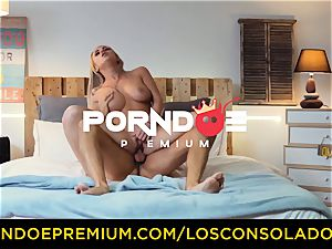LOS CONSOLADORES - marvelous blondes harsh fourway