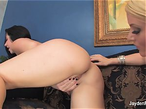 Jayden Jaymes and Sophie Dee get foolish and spectacular