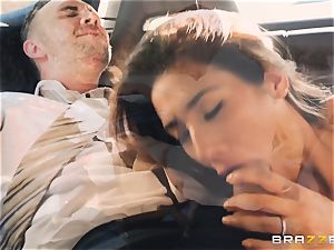 nutting on chisel longing lovelies August Ames and Eva Lovia