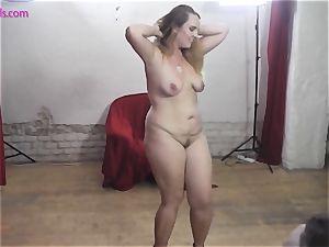 spunk on beautys stomach