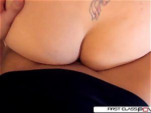 Julia's hubby watch her getting boinked by other studs
