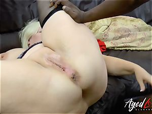 AgedLovE Lacey Starr multiracial xxx anal invasion
