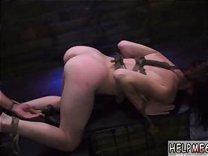 sole gimp restrain bondage hard-core She s desperate!