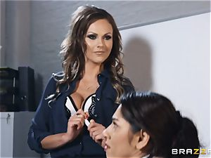 Tina Kay getting poked by a meaty schlong