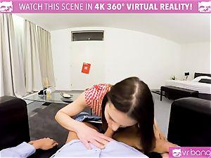 VR pornography - My fabulous mischievous sitter