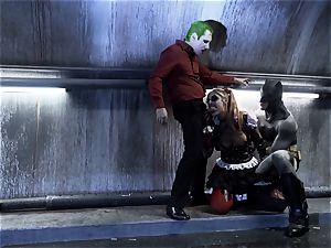 Suicide squad parody Sn five Kleio Valentien drool roasted