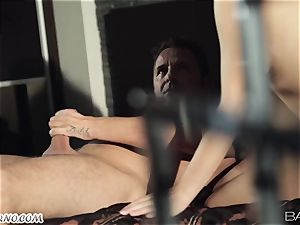 daddy packs his daughter's cooter with his torrid jism