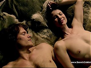 Caitriona Balfe in steaming fucky-fucky gig from Outlander