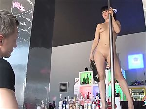 LA COCHONNE - insane group hump with lusty French honey