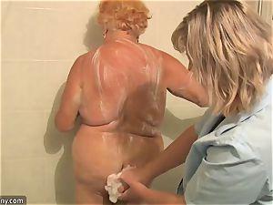 OldNanny grandma bbw activity compilation