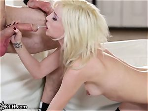 Piper Perri rides That man meat Like a hungry biotch