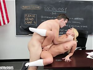schoolteacher seduced and penetrated his student