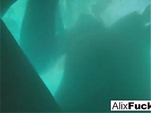 Underwater hidden camera sapphic joy