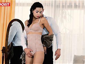 LETSDOEIT - nasty duo Has Retro fantasy rough sex